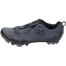 Fizik Terra X5 Suede MTB Schuhe Herren anthrazite/schwarz